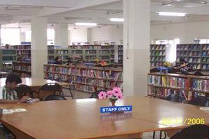 We School,Mumbai - Library