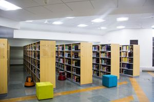 IIT GANDHINAGAR - Library