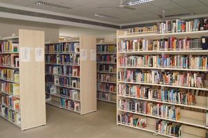 IIM Indore - Library