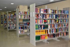 KIIT, Bhubaneswar - Library