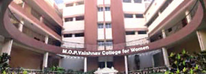 M.O.P. Vaishnav College For Women