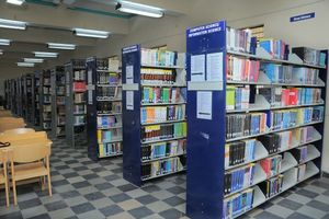 NIE MYSORE - Library