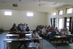 JNNCE - Classroom