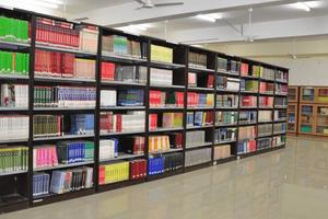 SU Noida  - Library