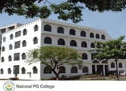 National PG College