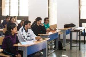IIT GANDHINAGAR - Classroom