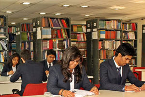 ISB&M - Library