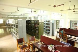 KEC Erode - Library