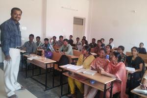 JNTUACE - Classroom