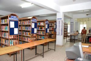 GHPCET - Library