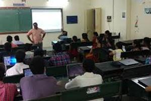 PEC Pondicherry - Classroom