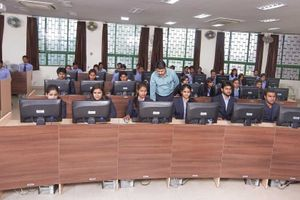 HIMCS Mathura - Computer Lab