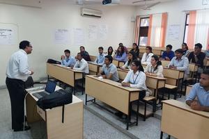 IILM, Jaipur - Classroom