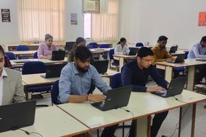 IILM, Jaipur - Computer Lab