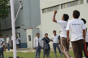 IME Ghaziabad - Ground