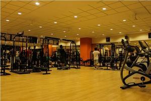 SIBM Bengaluru - Gym