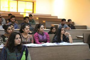 KRMU Gurgaon - Classroom