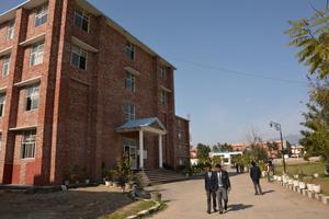 - Main Building