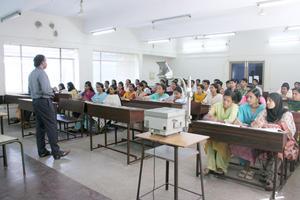 NIT CALICUT - Classroom