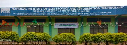 NATIONAL INSTITUTE OF ELECTRONICS AND INFORMATION TECHNOLOGY IMPHAL