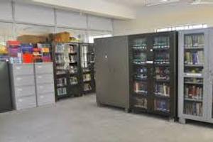GCETTB - Library