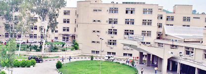 Dr. Rajendra Prasad Government Medical College