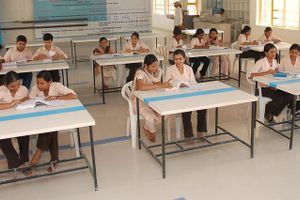 SVIT NASHIK - Classroom