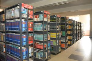 SRGI - Library