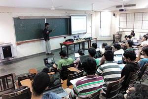 IIT KANPUR - Classroom