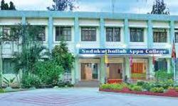 Sadakathullah Appa College