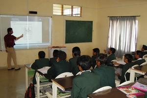 LNCT Jabalpur - Classroom
