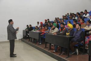 LPU - Classroom