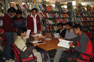 MANIT - Library