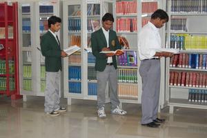 LNCT Jabalpur - Library