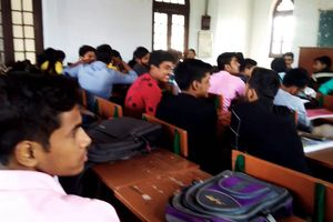 ECC ALLAHABAD - Classroom