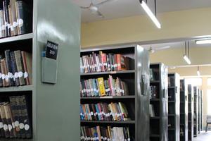 GMCH - Library