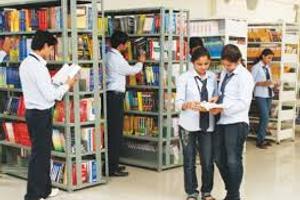 NDRI  - Library