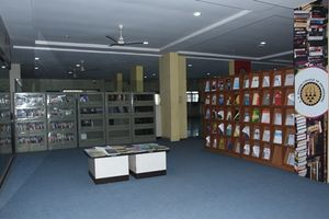 GHRCE - Library