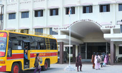 Adhiparasakthi Agricultural College