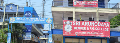 Sri Arunodaya Degree College