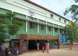Db Jain Group Of Colleges