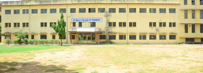 SHRI BALAJI COLLEGE OF PHARMACY