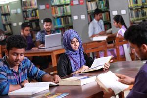 BSAU - Library