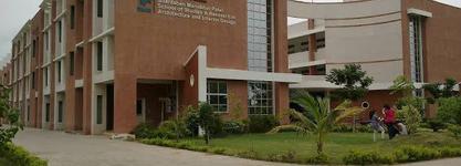 Shantaben Manubhai Patel School of Studies & Research Architecture & Interior Design