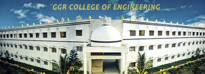 GGR COLLEGE OF ENGINEERING