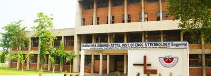 BABA HIRA SINGH BHATTAL INSTITUTE OF ENGG. & TECHNOLOGY
