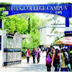 H K Arts College