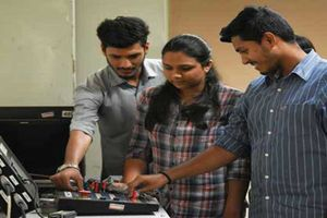 IFHE Hyderabad - Laboratories