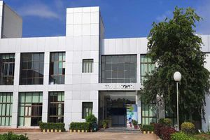 IFHE Hyderabad - Building