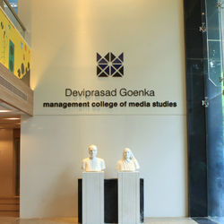 Deviprasad Goenka Management Institute of Media Studies